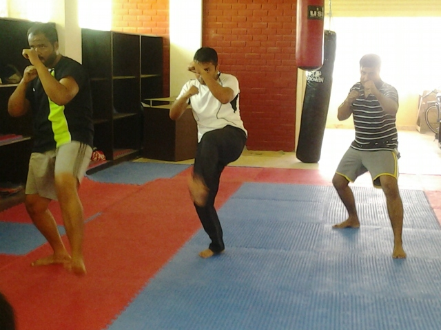 MUAY THAI FIGHTERS!