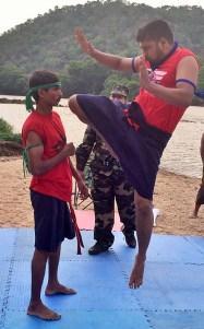 Muay Thai Wt Loss & Stress Busting program